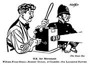 The Magic Box : Robert Donat and Sir Laurence Olivier