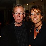 Harpengala 2004, Jack Spijkerman en vrouw Jennemiek Leijssen