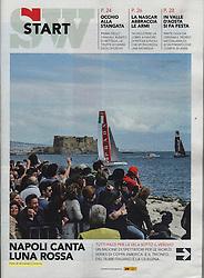 Sportweek is a weekly magazine published with La Gazzetta dello Sport.