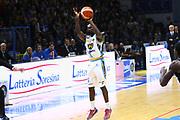 Cremona 18 Ottobre 2015<br /> Basket Serie A<br /> Vanoli Cremona-Pasta Reggia Caserta<br /> Nella foto: Ogooluwa Adegboye<br /> foto F.Zovadelli/Ciamillo