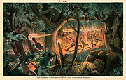 The Coming Conflagration in the European Forest 1883.