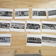 Edit for 2nd floor installation of laser prints from the Fighting Season body of work hanging in the Honfleur Gallery in 2011 in Washington DC
