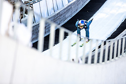 Andreas Wellinger (GER) during the 1st Round of the Ski Flying Hill Individual Competition at Day 2 of FIS Ski Jumping World Cup Final 2019, on March 22, 2019 in Planica, Slovenia.  Photo by Matic Ritonja / Sportida