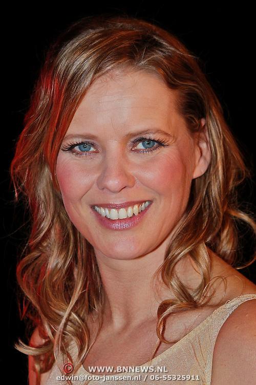 NLD/Utrecht/20110126 - Perspresentatie Sterren Dansen op het IJs 2011, Babette van Veen