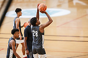 ST. LOUIS, MO June 8, 2018 - Nike Elite 100.   Josh Christopher 2020 #28 of The Truth shoots. <br /> NOTE TO USER: Mandatory Copyright Notice: Photo by Jon Lopez / Nike