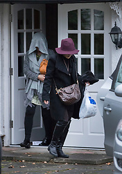 FILE IMAGE © Licensed to London News Pictures. 04/11/2017. London, UK. Unidentified women are seen leaving a house in  Wimbledon where a seven year old girl was found seriously injured on Friday who has since died. Robert Peters has today pleaded guilty to the murder of his seven year old daughter.  Photo credit: Peter Macdiarmid/LNP