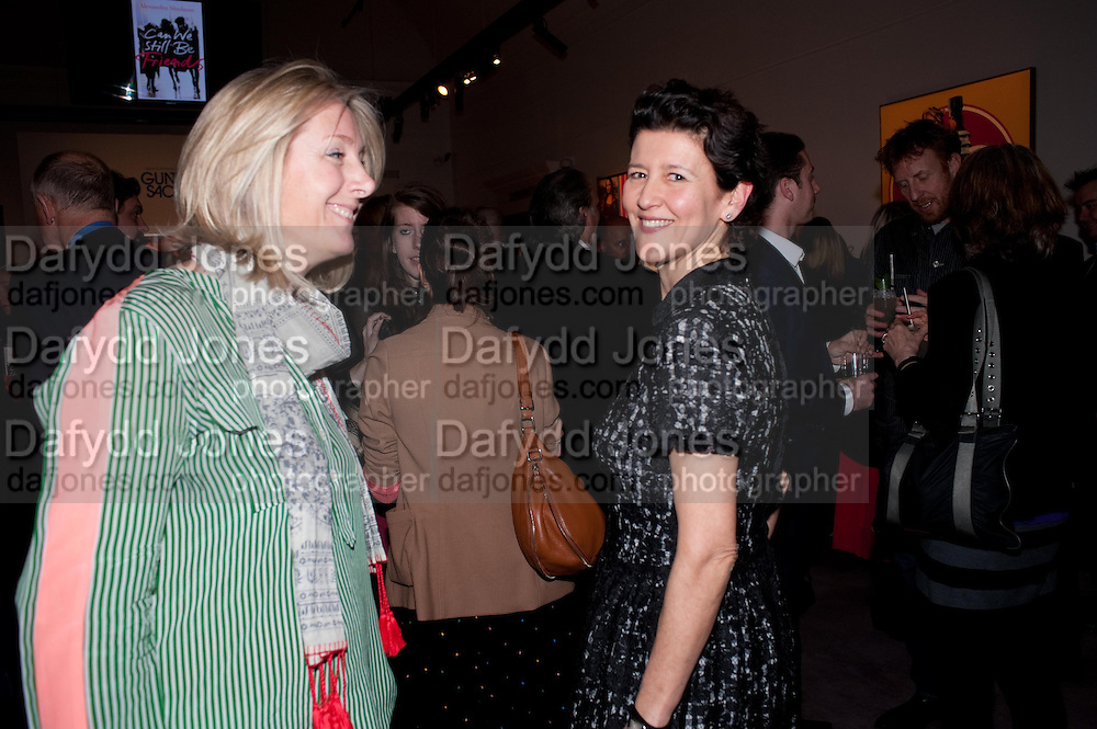 MELANIE CLORE, Can we Still Be Friends- by Alexandra Shulman.- Book launch. Sotheby's. London. 28 March 2012.