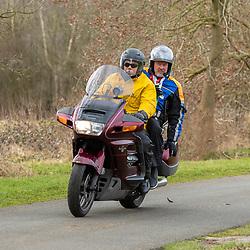 12-03-2021: Wielrennen: Healthy Ageing Tour: Wijster <br />KNWU jury
