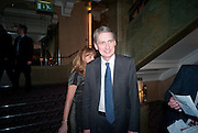SUSAN HAMMOND; PHILIP HAMMOND MP,  House of Lords and House of Commons Parliamentary Palace of Varieties in aid of Macmillan Cancer Support. <br /> Park Lane Hotel, Piccadilly, London, 7 March 2012.