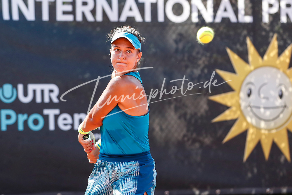 Elena Teodora Cadar (ROU) - WTA-Ranking #920 bei der International Premier League (IPL) - 3. Event am 10.8.2020 in Halle (TC Blau-Weiss Halle), Deutschland , Foto: Mathias Schulz
