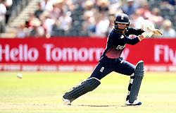Danielle Wyatt of England - Mandatory by-line: Robbie Stephenson/JMP - 09/07/2017 - CRICKET - Bristol County Ground - Bristol, United Kingdom - England v Australia - ICC Women's World Cup match 19