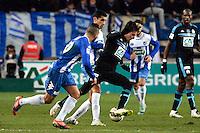Florian THAUVIN - 04.01.2015 -  Grenoble / Marseille - Coupe de France<br />Photo : Gaston Petrelli  / Icon Sport