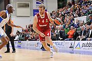 DESCRIZIONE : Eurolega Euroleague 2015/16 Group D Dinamo Banco di Sardegna Sassari - Brose Basket Bamberg<br /> GIOCATORE : Nicolo Melli<br /> CATEGORIA : Palleggio Penetrazione<br /> SQUADRA : Brose Basket Bamberg<br /> EVENTO : Eurolega Euroleague 2015/2016<br /> GARA : Dinamo Banco di Sardegna Sassari - Brose Basket Bamberg<br /> DATA : 13/11/2015<br /> SPORT : Pallacanestro <br /> AUTORE : Agenzia Ciamillo-Castoria/C.Atzori