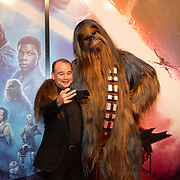 NLD/Amsterdam/20191218 - Premiere van Star Wars: The Rise of Skywalker, Roderick Vorhogen