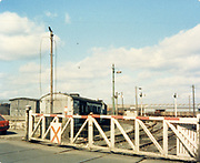 Old amateur photos of Dublin streets churches, cars, lanes, roads, shops schools, hospitals January 1992 <br />