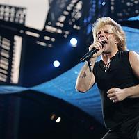 (PPAGE1) East Rutherford 7/18/2006   Bon Jovi in concert at Giants Stadium.   Michael J. Treola Staff Photographer.....MJT