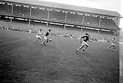 All Ireland Senior Football Championship Final, Dublin v Galway, 22.09.1963, 09.23.1963, 22nd September 1963, Dublin 1-9 Galway 0-10,.Midfield Play,..