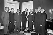 1962 - Ford International Fellowship Award for Ireland