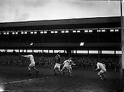10/03/1957<br /> 03/10/1957<br /> 10 March 1957<br /> Ireland v The Rest at Croke Park, Dublin.