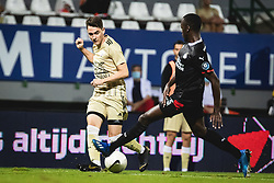 Luka Marič of Mura during football match between NS Mura and PSV Eindhoven in Third Round of UEFA Europa League Qualifications, on September 24, 2020 in Stadium Fazanerija, Murska Sobota, Slovenia. Photo by Blaz Weindorfer / Sportida