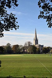 Norwich cathedral, UK November 2019
