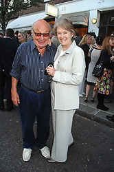 JOHN & SHIREEN RITCHIE, he is the father of Guy Ritchie husband of pop star Madonna at the launch of The Rupert Lund Showroom, 61 Chelsea Manor Street, London SW3 on 2nd May 2007.<br /><br />NON EXCLUSIVE - WORLD RIGHTS