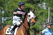 27 March 2010 : Matt McCarron leaves the paddock aboard Magic Moonshine for the first race.
