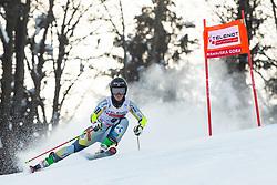 Mina Fuerst Holtmann (NOR) during Ladies' Giant Slalom at 57th Golden Fox event at Audi FIS Ski World Cup 2020/21, on January 17, 2021 in Podkoren, Kranjska Gora, Slovenia. Photo by Vid Ponikvar / Sportida