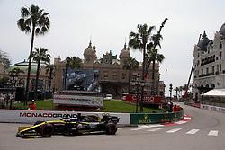May 25, 2019 - Monte Carlo, Monaco - xa9; Photo4 / LaPresse.25/05/2019 Monte Carlo, Monaco.Sport .Grand Prix Formula One Monaco 2019.In the pic: Daniel Ricciardo (AUS) Renault Sport F1 Team RS19 (Credit Image: © Photo4/Lapresse via ZUMA Press)