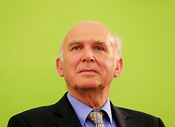 File photo dated 08/05/15 of Sir Vince Cable, who is expected to be confirmed as Liberal Democrat leader later.
