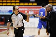 DESCRIZIONE : Biella LNP DNA Gold 2014-15 Angelico Biella Moncada Energy Group Agrigento<br /> GIOCATORE : Fabio Corbani arbitro<br /> CATEGORIA : arbitro delusione<br /> SQUADRA : Angelico Biella arbitro<br /> EVENTO : Campionato LNP Adecco Gold 2014-15<br /> GARA : Angelico Biella Moncada Energy Group Agrigento<br /> DATA : 30/11/2014<br /> SPORT : Pallacanestro<br /> AUTORE : Agenzia Ciamillo-Castoria/Max.Ceretti<br /> Galleria : LNP DNA Gold 2014-2015<br /> Fotonotizia : Biella LNP DNA Gold 2014-15 Angelico Biella Moncada Energy Group Agrigento<br /> Predefinita :