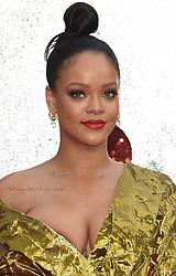 June 13, 2018 - London, England, United Kingdom - 6/13/18.Rihanna at the premiere of ''Ocean''s 8'' in London, England. (Credit Image: © Starmax/Newscom via ZUMA Press)