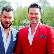 """NLD/Amsterdam/20180426 - L""""Homo 2018, Janice en partner"""