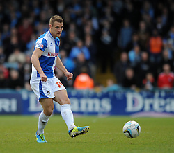 Bristol Rovers' Lee Brown - Photo mandatory by-line: Dougie Allward/JMP - Mobile: 07966 386802 26/04/2014 - SPORT - FOOTBALL - High Wycombe - Adams Park - Wycombe Wanderers v Bristol Rovers - Sky Bet League Two