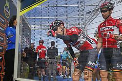 March 10, 2017 - Montalto Di Castro, ITALY - Belgian Bart De Clercq of Lotto Soudal pictured during the third stage of the 51st edition of the Tirreno-Adriatico cycling race,204 km from Monterotondo Marittimo to Montalto di Castro, Italy, Friday 10 March 2017. ..BELGA PHOTO YUZURU SUNADA (Credit Image: © Yuzuru Sunada/Belga via ZUMA Press)