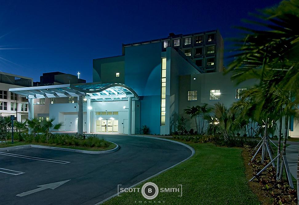Mercy Hospital Emergency Room Miami Florida