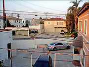 Series of photographs taken near the neighborhoods where the author, Raymond Chandler, once lived and wrote his great crime thrillers, noir stories, about Los Angeles.