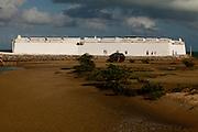 Natal_RN, Brasil...A Fortaleza da Barra do Rio Grande, popularmente conhecida como Forte dos Reis Magos ou Fortaleza dos Reis Magos, localiza-se na cidade de Natal, no estado brasileiro do Rio Grande do Norte...The Fortaleza da Barra do Rio Grande, popularly known as the Forte dos Reis Magos, located in Natal in the Brazilian state of Rio Grande do Norte...Foto: LEO DRUMOND / NITRO