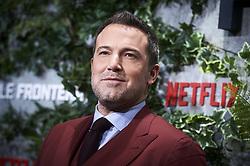 March 6, 2019 - Madrid, Spain - American actor Ben Affleck attends the premiere of 'Triple Frontera' of Netflix in Madrid, Spain. March 06, 2019. (Credit Image: © Borjab.Hojas/NurPhoto via ZUMA Press)