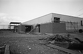 1964 - Progress pictures of Brittains factory on the Naas Road