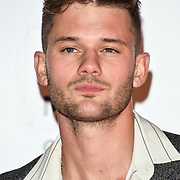 Jeremy Irvine Arrivers at GQ 30th Anniversary celebration at Sushisamba, The Market, Convent Garden on 29 October 2018.