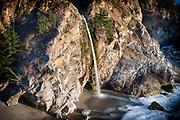 McWay Falls, Julia Pfeiffer Burns State Park, California