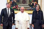 Staatsbezoek van Koning en Koningin aan de Republiek Italie en Vaticaanstad  Dag 3