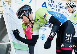 KUMP Marko (SLO) of Slovenian National Team during the UCI Class 1.2 professional race 4th Grand Prix Izola, on February 26, 2017 in Izola / Isola, Slovenia. Photo by Vid Ponikvar / Sportida