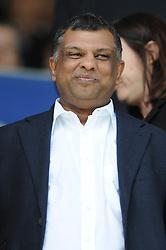 QPR chairman, Tony Fernandes - Photo mandatory by-line: Dougie Allward/JMP - Mobile: 07966 386802 - 16/05/2015 - SPORT - football - London - Loftus Road - QPR v Newcastle United - Barclays Premier League