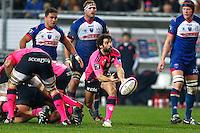 Jerome FILLOL - 19.12.2014 - Grenoble / Stade Francais - 13eme journee de Top 14 -<br />Photo : Jack Robert / Icon Sport