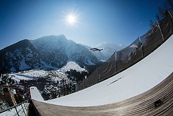 Karl Geiger (GER) during the Ski Flying Hill Individual Competition at Day 4 of FIS Ski Jumping World Cup Final 2016, on March 20, 2016 in Planica, Slovenia. Photo by Grega Valancic / Sportida