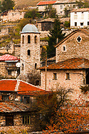 Small village in Rhodope Mountains
