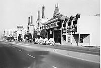 1979 Grauman's Chinese Theater