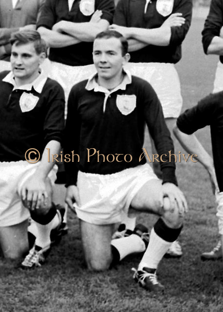Galway player before the All Ireland Senior Gaelic Football Championship Final Dublin V Galway at Croke Park on the 22nd September 1963. Dublin 1-9 Galway 0-10.